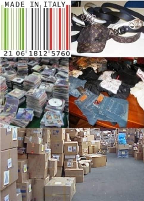 Falsificazione Prodotti